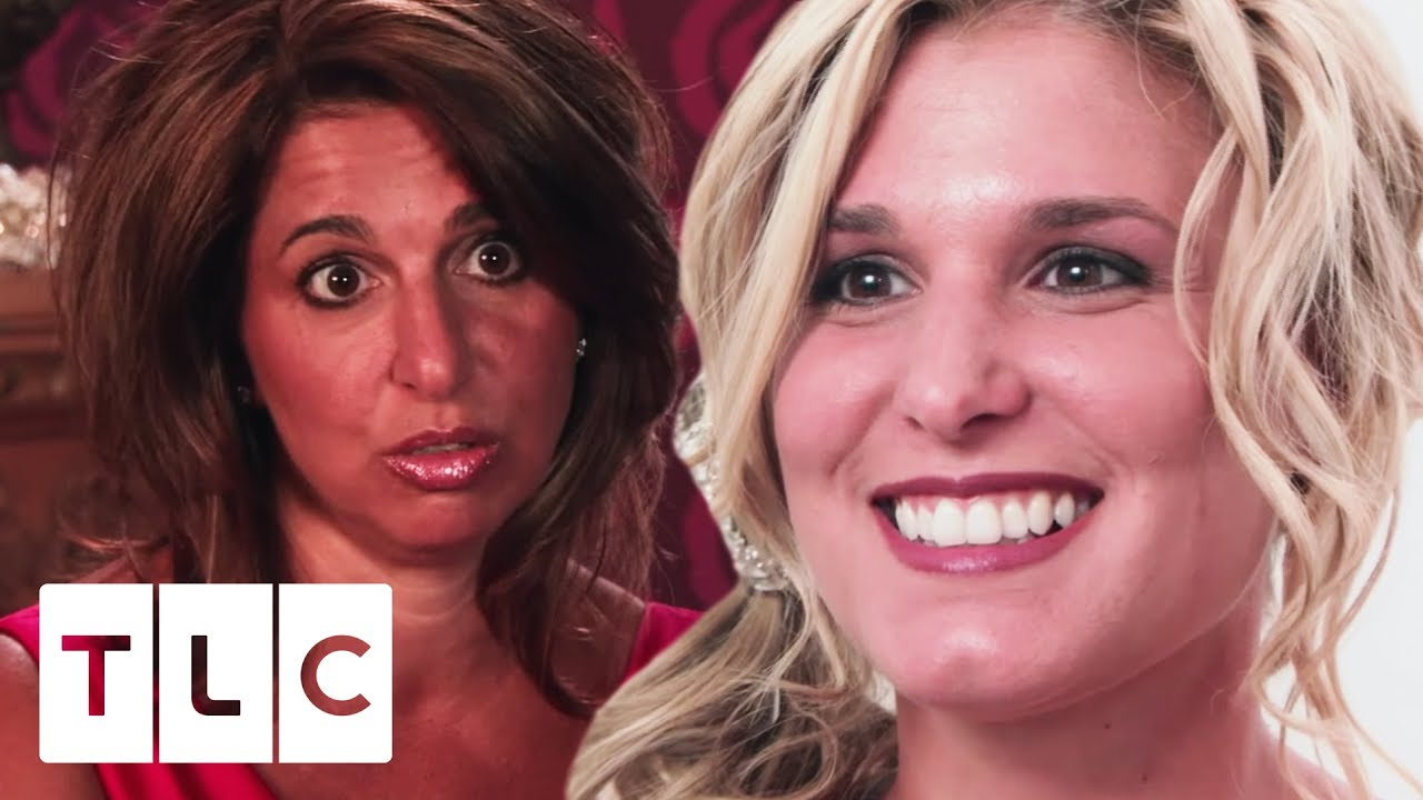 All Of Buddys Sisters Help Lisa Valastro Find A Wedding Dress