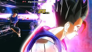 The FULL POTENTIAL of a Calm Saiyan! - Dragon Ball Xenoverse 2