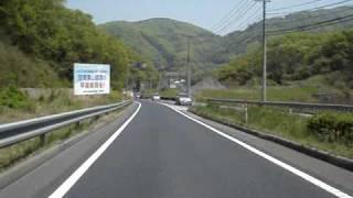 辛香峠/辛香隧道@ORRの峠道データバンク