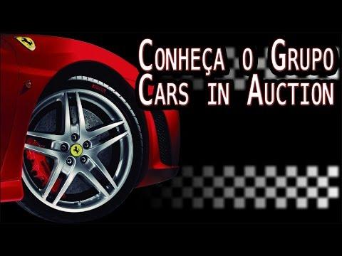 Conheça o Grupo Cars in Auction no Facebook e vejam os mais belos carros dos Estados Unidos