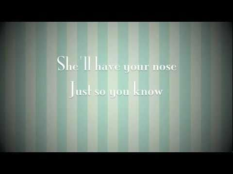 Kimbra - Settle Down (with lyrics)