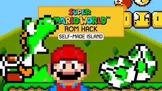 Super Mario World Bros. (New SMW Hack)