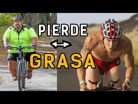 ciclismo mejor para quemar grasa