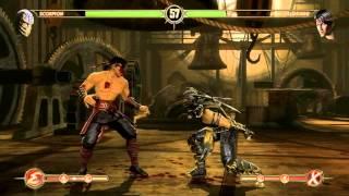 Mortal Kombat 9 Gameplay PC