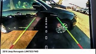 2018 Jeep Renegade MONTEREY PARK ROSEMEAD EL MONTE MONTEBELLO LOS ANGELES R10665