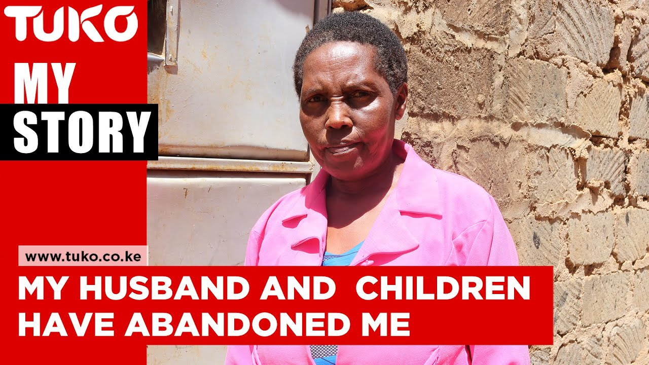 Download My husband has promised to chop me into pieces if I go back to our home-Lydiah Kafura| Tuko TV