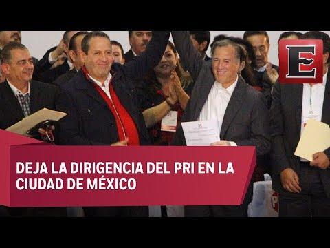 Eruviel Ávila se une a la campaña de Meade