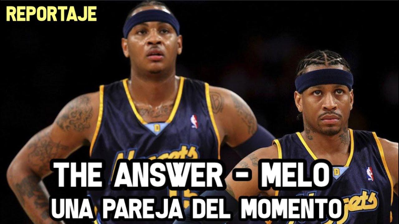 Carmelo Anthony y Allen Iverson - Una Pareja del Momento | Reportaje NBA