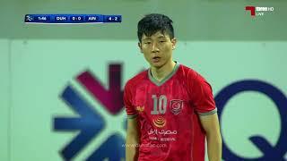المباراة كاملة | الدحيل 4 - 1 العين الإماراتي | إياب دور ال16 - دوري أبطال آسيا 2018