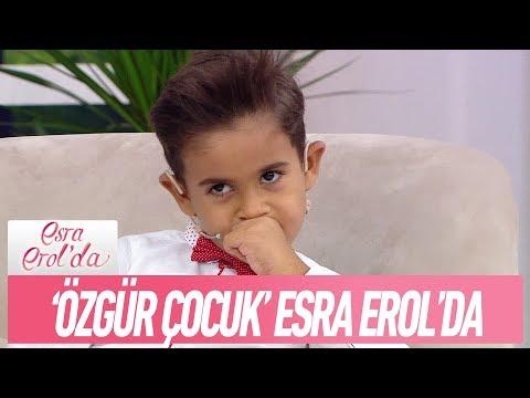 'Özgür Çocuk' Esra Erol'da - Esra Erol'da 18 Eylül 2017