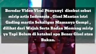 Viral!! Beredar Video Penyanyi Malam Mirip Gisel