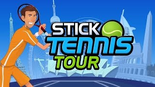 Stick Tennis Tour - Android Gameplay HD