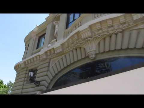Франция - Монако (3ч - Княжество Монако - Монте-Карло)