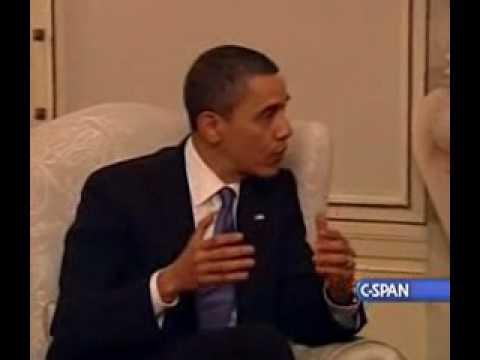 Pr  Obama with Afghan Pr  Karzai