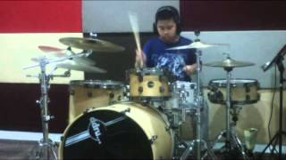 LLW - Back into sumthin cover by Bima Adhitama Suradji MSI Drum Student