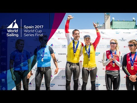 Sailing's World Cup Series Final Highlights Show from Santander 2017