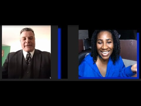 "Robert Nash Holdings with Daaiyah Cixx in Los Angeles, CA Talk Video Radio ""HEALTHY RELATIONSHIPS"""