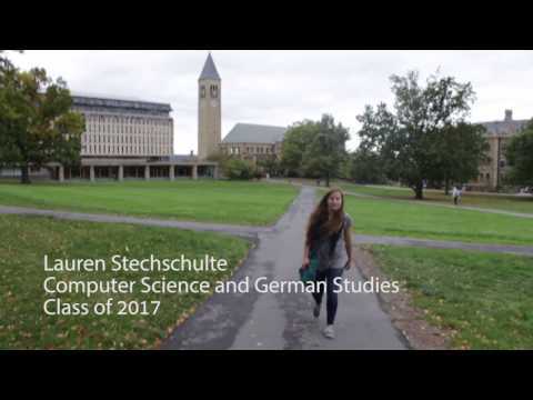 Cornell Arts & Sciences: Setting my own goals