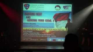 Awarding Night and Gathering FKMHII KORWIL 2: A JOURNEY FOR A BETTER INDONESIA