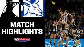 Collingwood v North Melbourne Highlights   Round 15, 2019   AFL