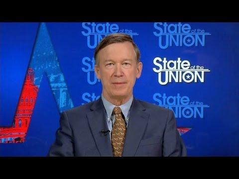Gov. John Hickenlooper on State of the Union: Full Interview