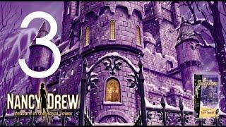видео Нэнси Дрю - Нэнси Дрю Сокровище королевской башни прохождение