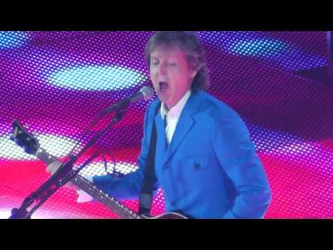 Paul McCartney July 5, 2014: 1 - Eight Days a Week [Beatles] - Albany, NY FullShow