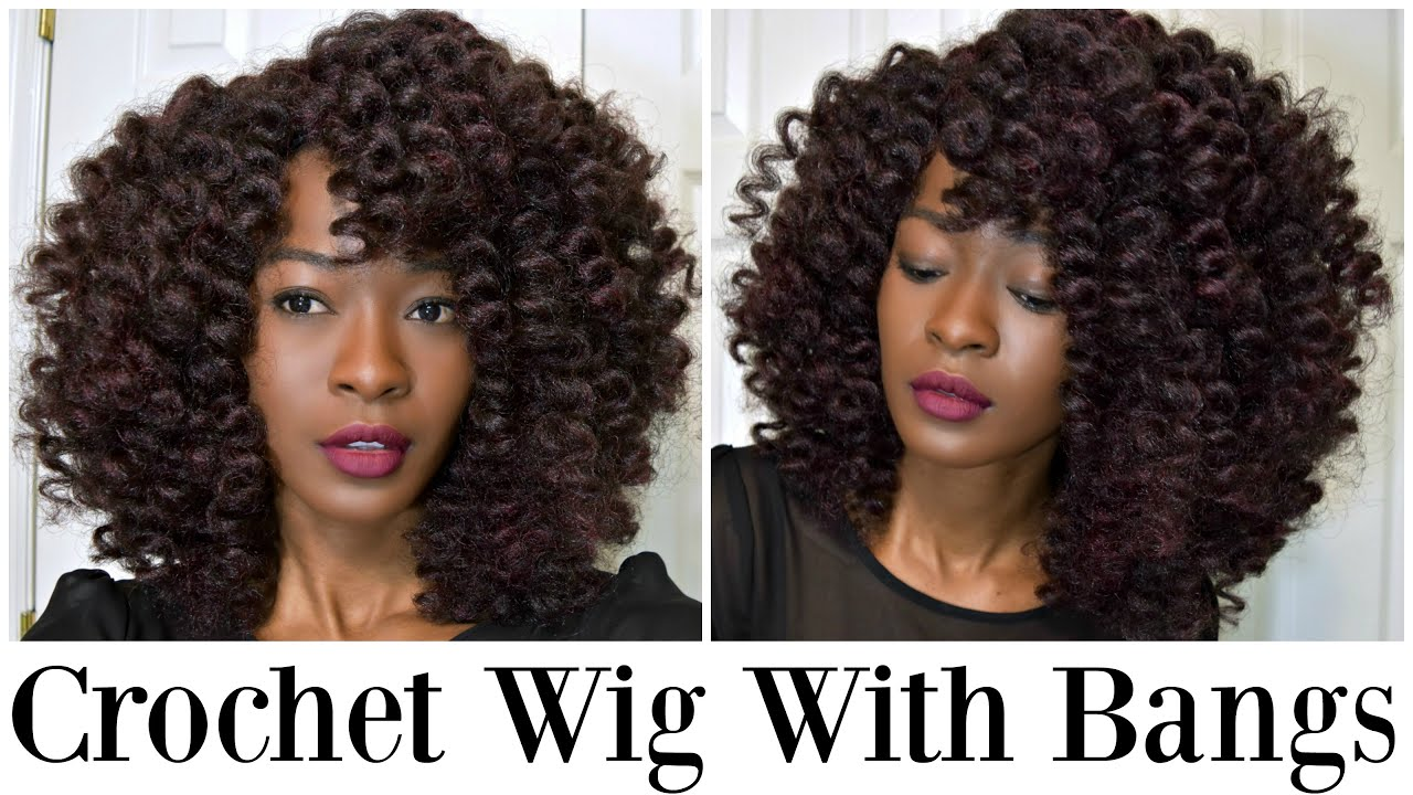 Crochet Hair With Bangs : crochet braids with bangs Car Pictures