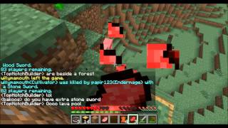 Minecraft - McPvP Hunger Games Tips and Tricks