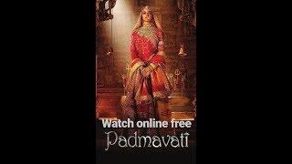 How to watch padmavaat(padmavati)movie online| openload| free movie|