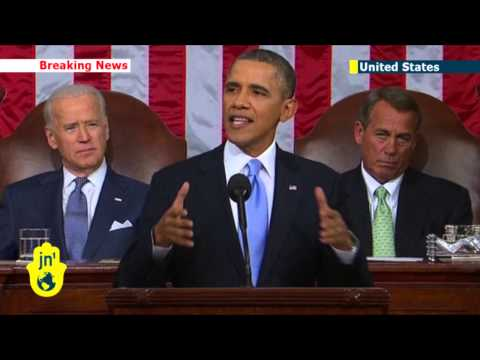 Obama promises to tackle US inequality: US President delivers annual 'State of the Union' address