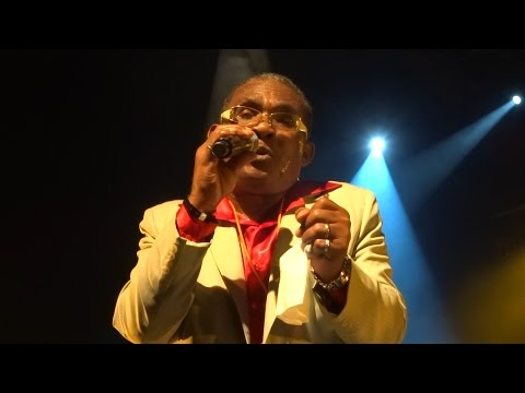 Ken Boothe - Silver Words - live in France 2015