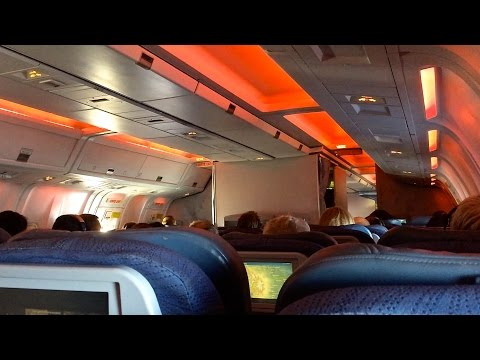 Air Canada B767-300 Flight 791 Economy Class Review | Toronto - Los Angeles