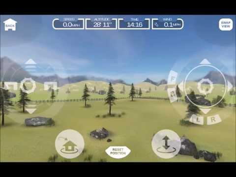 Sky Viper App >> Sky Viper Flight Simulator App Youtube