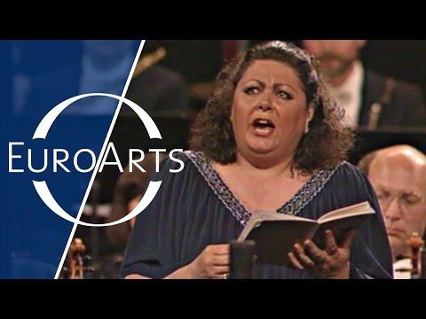 """Margaret Price sings """"Rückert-Lieder"""" by Gustav Mahler (1988)"""