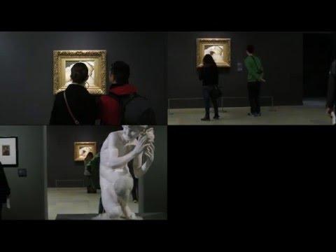 Люди и известные картины/People and famous artworks #2