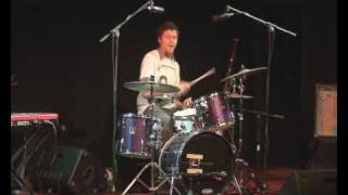 "Will Bernard Trio in Oviedo 2010 ""Baby Goats"""
