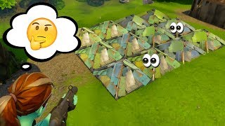 THEY WE'RE SO CONFUSED! *PYRAMID TROLLING!* | Fortnite Battle Royale