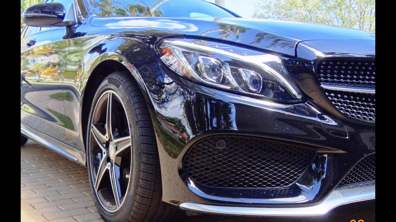 2016 Mercedes Benz C450 Amg 0 60 Mph 4 58 Sec