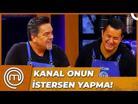 Beyaz'ın Sözleri Acun Ilıcalı'yı Kahkahaya Boğdu! | MasterChef Türkiye 72.Bölüm