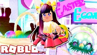 Easter Egg Hunt Event in Roblox Royale High!