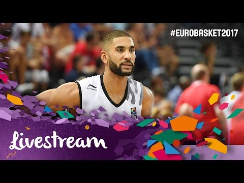 Switzerland vs Iceland (FIBA Eurobasket Men 2017 Qualification)
