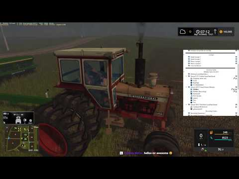 Farming Simulator 17 Multiplayer Grand Prairie 09 04 17