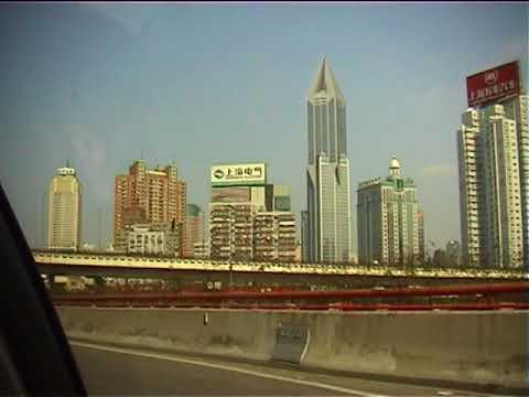 shanghai, 2005 old DV archive