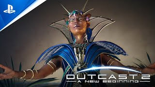 Outcast 2 - A New Beginning - Announcement Trailer | PS5