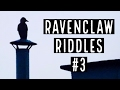 Ravenclaw Riddles #3 | Can You Solve The Riddle To Get Into The Common Room?