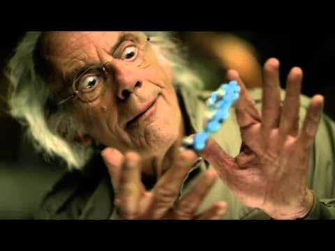 LEGO Dimensions  Christopher Lloyd