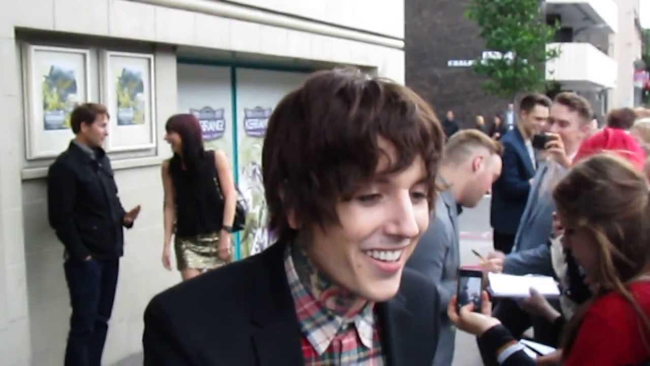 Oli Sykes 2013 Awards - London  13 06 2013