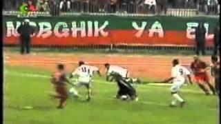 مواودية وهران 1-0 اتحاد بلعباس ربع نهائي كاس الجزائر 2003