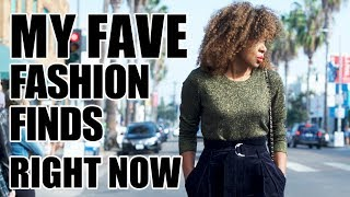 WHAT I LOVE WEARING FOR FALL | SHOES, BAGS, MAKE UP!!